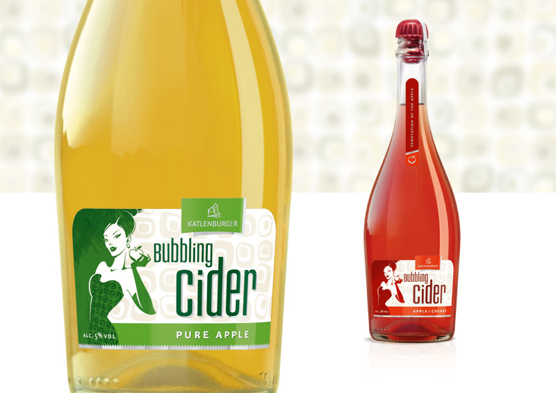 Bubbling Cider