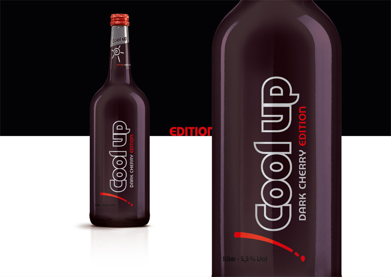 CoolUp Dark Cherry